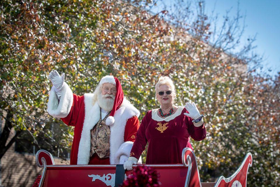 Asheville Holiday Parade Canceled for 2020   Asheville.com