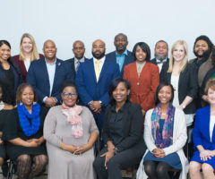 The 2019 minority business accelerator cohort.