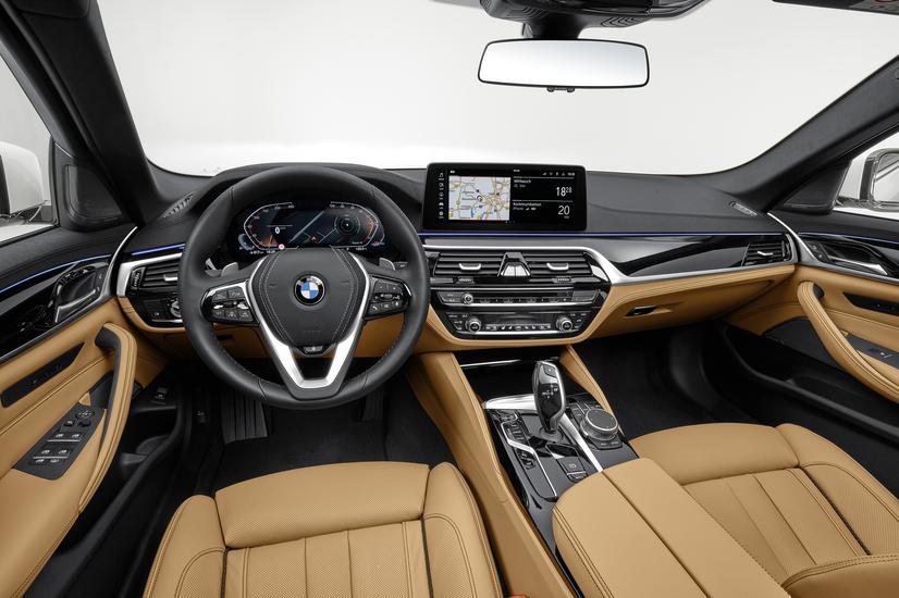 BMW Announces 2021 5 Series Sedan - Greenville.com