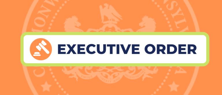 Executive order.
