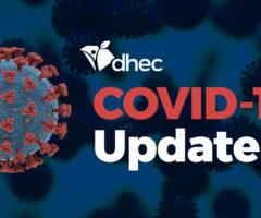 South Carolina COVID-19 update.